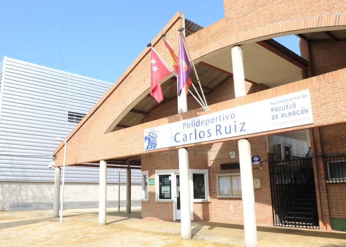 El Gobierno municipal renovará el césped artificial del campo de fútbol 7 del polideportivo Carlos Ruiz