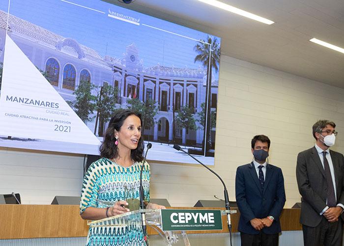 Manzanares se une a 'Invest in Cities', la red de ciudades atractivas para la inversión