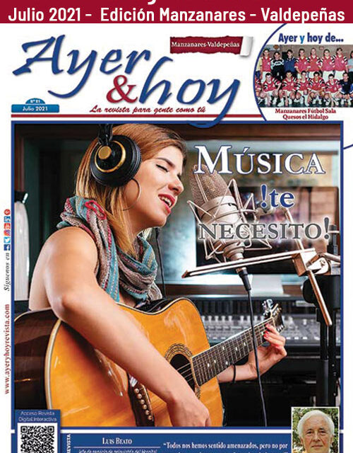 Revista digital Julio 2021 – Manzanares – Valdepeñas