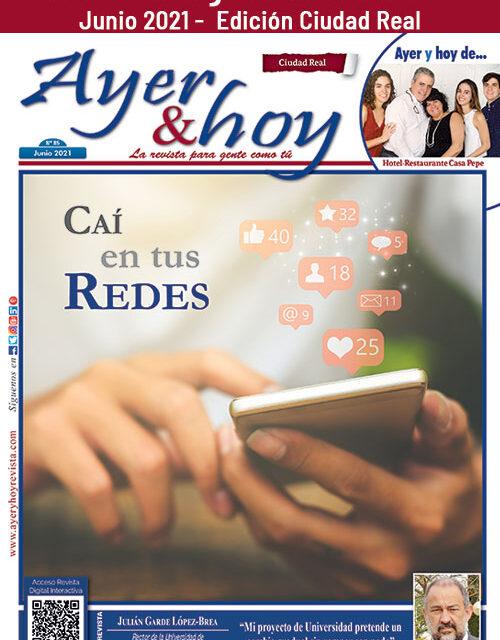 Revista digital Junio 2021 – Ciudad Real