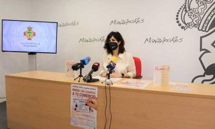 8.000 euros en premios para quienes compren en el comercio de Manzanares