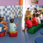 Las actividades lúdicas en la Escuela de Verano hacen disfrutar a sus participantes