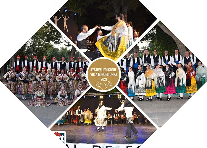 Miguelturra acogió la trigésimo octava edición del Festival de Folklore «Villa de Miguelturra»