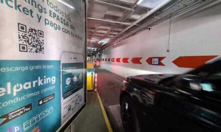 El Ayuntamiento destaca las ventajas para la movilidad de la app ElParking de la que ya disfrutan mas de 2000 usuarios de aparcamientos municipales de la capital