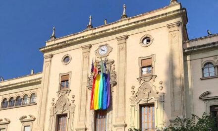 El Ayuntamiento de Jaén expresa su más profundo y contundente rechazo a las agresiones contra las personas LGTBI