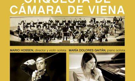 El 22 Festival de Otoño de Jaén y el Festival Internacional de Piano Guadalquivir traen por primera vez a Andalucía a la Orquesta de Cámara de Viena, con el apoyo del Consejo Social de la UJA