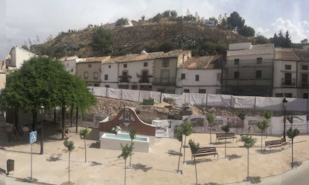 El Ayuntamiento de Martos, satisfecho tras la resolución favorable de Cultura para poder continuar con el proyecto de recuperación patrimonial de Las Tenerías