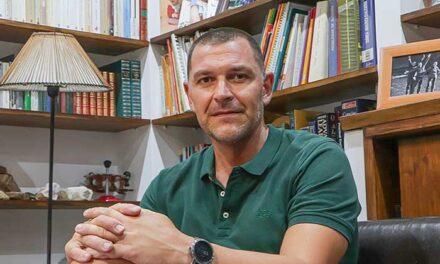 David García Rodríguez escribirá otra página de su biografía personal con la Mención a la Cultura 2021 que recibe este año