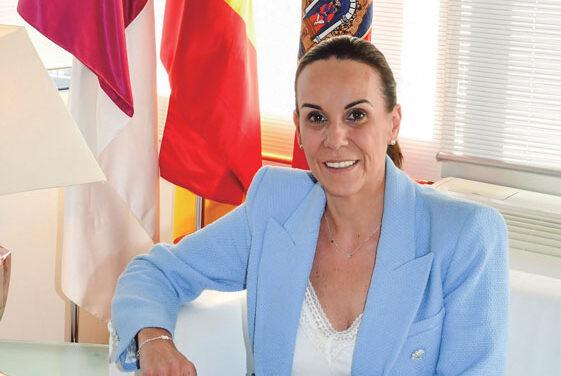 """Eva María Masías, alcaldesa de Ciudad Real: """"Trabajamos para disfrutar de unas fiestas seguras, bajo la responsabilidad y la prudencia"""""""