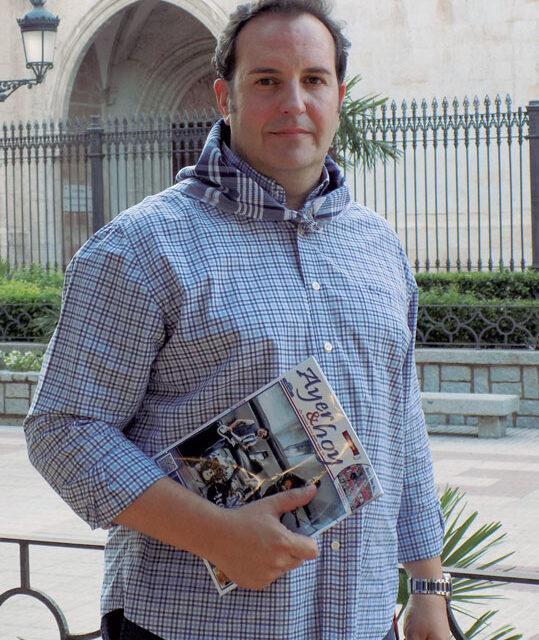 """Benito Javier Puebla Pérez, Pandorgo 2021: """"Tenemos que volver a disfrutar de nuestra Feria y fiestas pero con cuidado, seguimos en pandemia"""""""