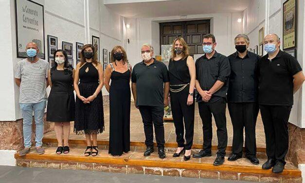 La Camerata Cervantina expone en el Museo Municipal una retrospectiva de 16 años de trayectoria