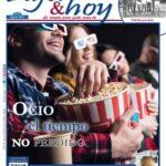 Ayer & hoy – Jaén – Campo de Oro – Revista Agosto 2021