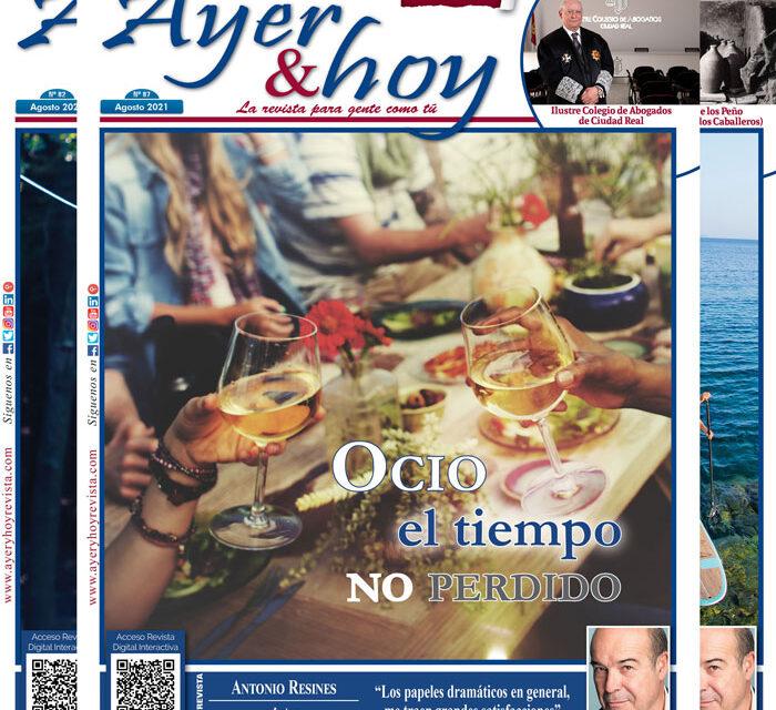 Revista digital Agosto 2021 – Ciudad Real
