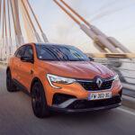 El Renault Arkana se convierte  en el modelo de moda en España