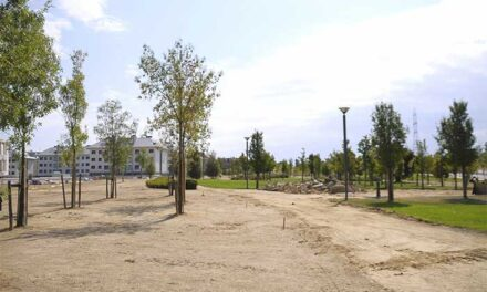 En marcha la remodelación y mejora del parque Miguel Ángel Blanco