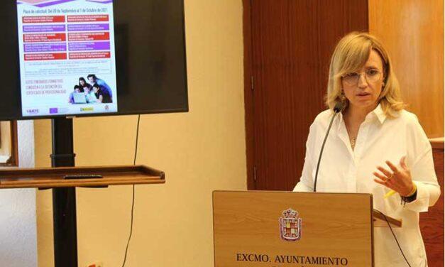 El Ayuntamiento de Jaén desarrollará en el tercer cuatrimestre del año a través del Imefe 20 acciones formativas destinadas a favorecer la capacitación de 265 personas en situación de desempleo