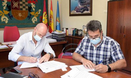 Firmado el contrato de concesión para la prestación del servicio de comedor escolar municipal