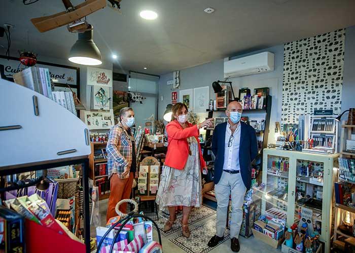 Campaña de promoción de las librerías y papelerías de Pozuelo