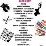 Cursos y talleres en la Universidad Popular de Almadén