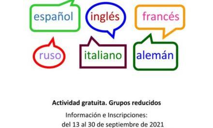 Grupos para intercambio de conversación en español y otros idiomas