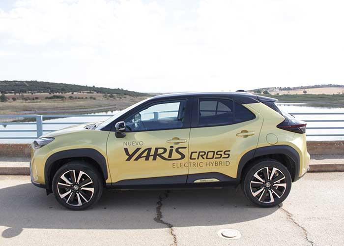 Nuevo Toyota Yaris Cross 2021, el nuevo SUV COMPACTO de Toyota concebido para gustar