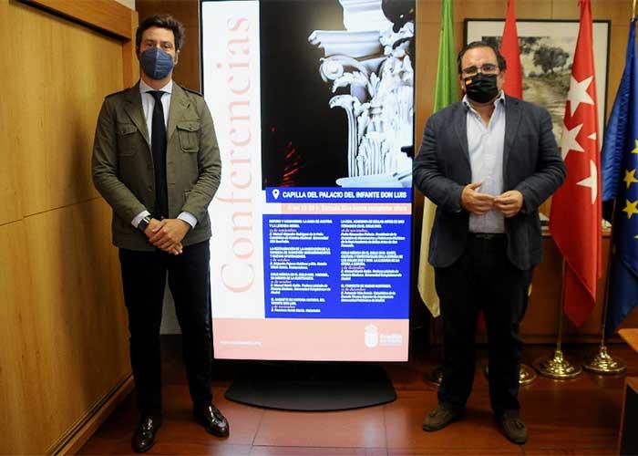 Abre sus puertas la Academia del Palacio del Infante D. Luis con un ciclo de siete conferencias