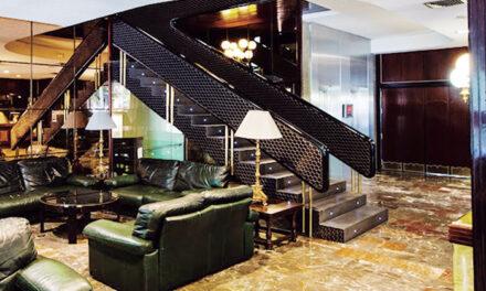 Hotel Condestable Iranzo, un icono inequívoco de la capital jiennense