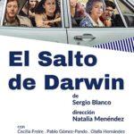 «El Salto de Darwin» abrirá el viernes la temporada teatral del Auditorio Municipal de Puertollano