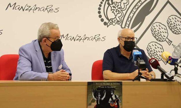 Presentada la 43ª edición del Festival Nacional de Folclore 'Ciudad de Manzanares'