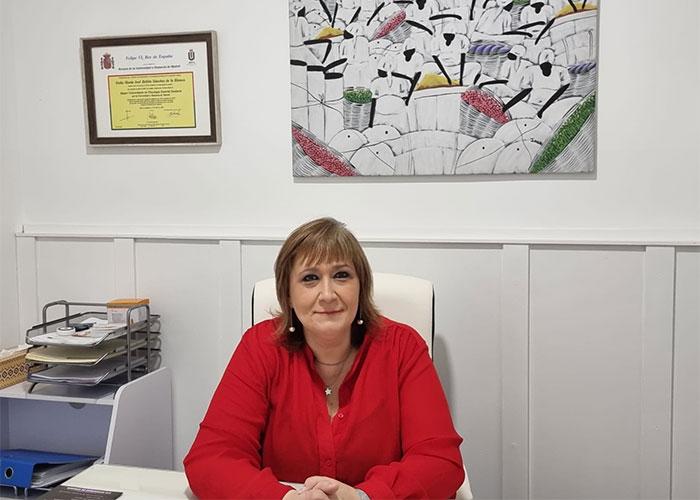 La psicóloga María Bellón abre su consulta psicológica en la localidad de Manzanares