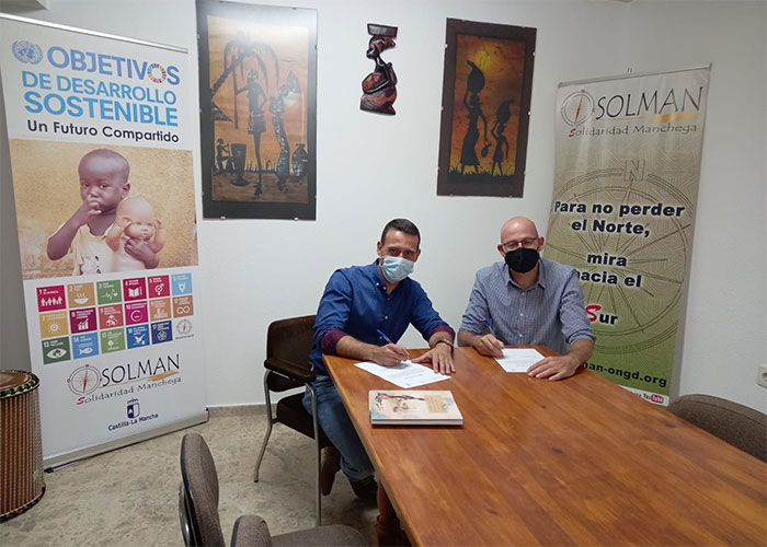 La ONGD Solman lanza una campaña de sensibilización para centros educativos