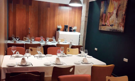 Restaurante El Loco (Jaén). Un clásico de la Senda de los Huertos