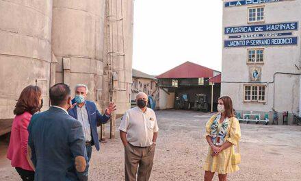 La Fábrica de Harinas 'La Purísima' renace como museo íntegro del oficio que transformaba el trigo en la materia prima del pan