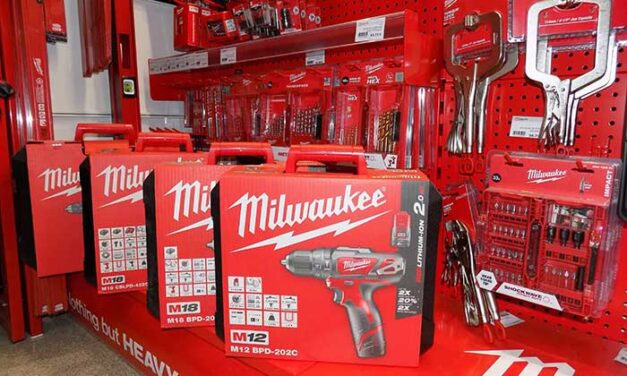 Ferretería Las Nieves, distribuidor oficial de la  prestigiosa marca Milwaukee para profesionales