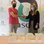 ASEM establece una colaboración con la Fundación ONCE para ampliar sus servicios a las empresas asociadas