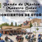II Concierto de Otoño a cargo de la Agrupación Musical Maestro Soler