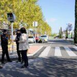 El Ayuntamiento de Boadilla instala cajas para alojar el radar móvil que emplea la Policía Local