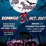 No faltes al Pasaje Casa del Terror de Las Casas el 31 de octubre, este año a beneficio de VivELA